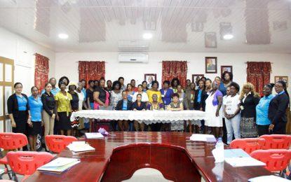 Region Five women preparing to assume leadership roles