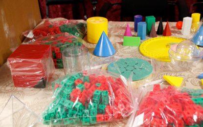 Secondary school maths teachers undergo major training and staff development