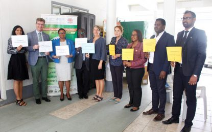 Five health facilities to be SMART by 2020