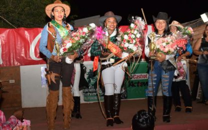 Sand Creek beauty crowned Miss Rupununi Rodeo 2018