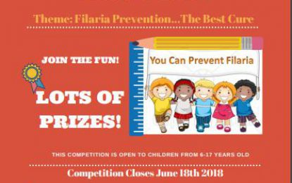 Vector Control Services roll out second Schools' Language & Arts competition