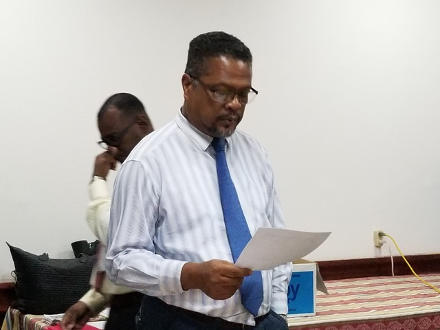Child Labour Policy consultations move to Berbice