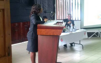 Linden students sensitised on sexual harassment in sports