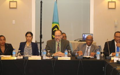 'Past hurricanes, a hint at what the future holds'- CARICOM SG
