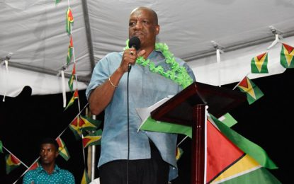 Parika to become a gateway town – Min. Harmon