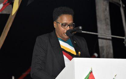 Region Two hosts Flag Raising Ceremony