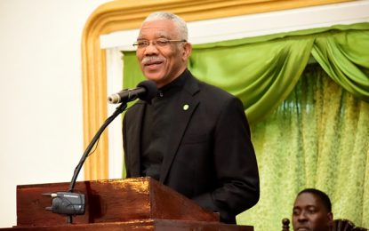 Social Cohesion is rooted in respect for diversity, recognises plurality– President says at opening of SDA Convention