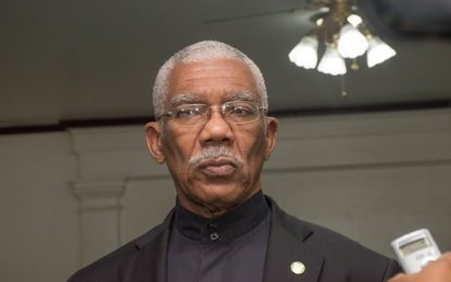 """Tremendous progress"" since coalition government took office- President Granger"