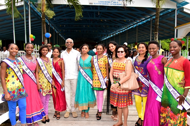 'We are richer now with Indian immigration' -President Granger as 180th anniversary of Indian Arrival observed