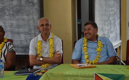 """Mahdia township will not impinge indigenous villages' rights""- Min Bulkan"