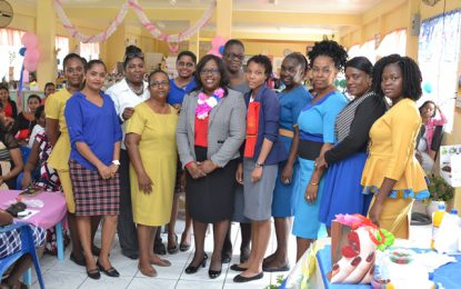 Women urged to create a strong community