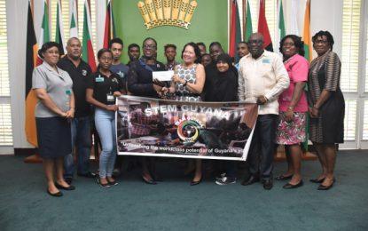 Ministry of Education pledges $6 million to STEM Guyana team