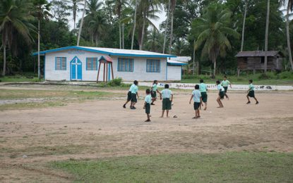 Indigenous Affairs Ministry donates sports gears to Moraikobai village
