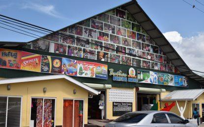 Bartica's 'Green Market' 90 percent complete