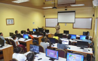 Underprivileged youth receive free ICT training