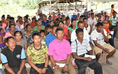 $10M crab and fish processing facility for Smith Creek, – Morawhanna and Imbotero residents' welcome initiative