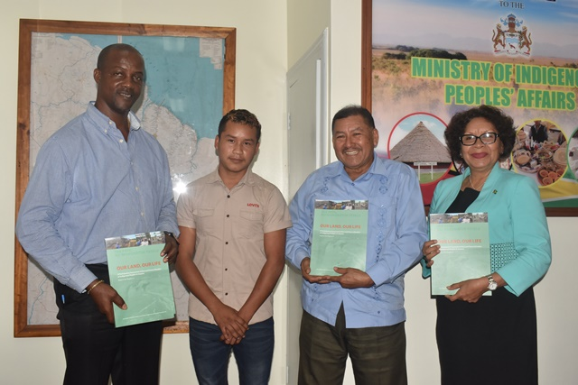 North Pakaraima leading the way in Land Tenure situation
