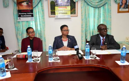 Health Minister settles misconceptions of tobacco control laws – meets with representatives of the industry