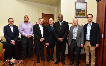 PriceSmart exploring possible investment in Guyana  -Minister Harmon says Government committed to creating strong investment climate