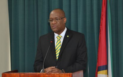 """Government will support the private initiatives of citizens""  -pledges support for Guyana Carnival"