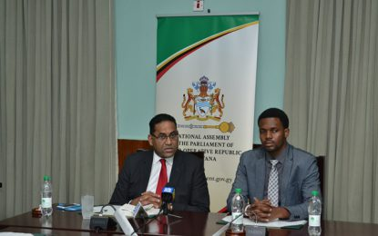 Govt's three-year achievements commended  – Commonwealth Parliamentary Assoc. SG notes ambitious Govt agenda