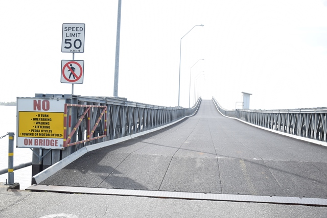 'Berbice Bridge toll will not increase' – Public Infrastructure Minister