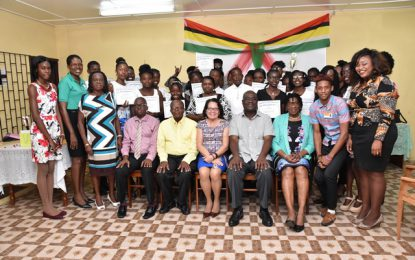 26 graduates from First Lady's ICT programme offered employment opportunity