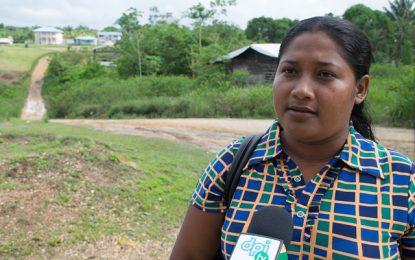 New Baramita Toshao determined to improve lives of Carib people