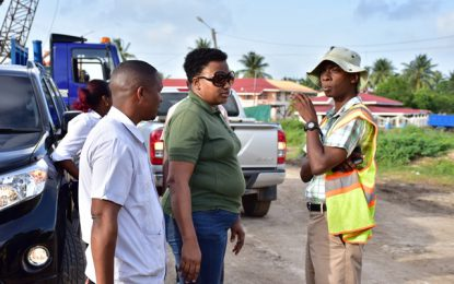 Street lamps to be installed along East Bank of Berbice Road