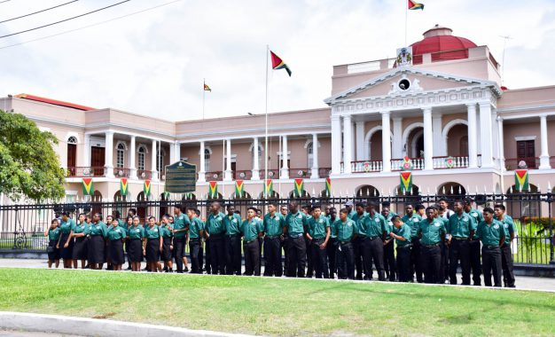 Youths are Guyana's greatest assets– Min. Norton – Hundreds turn out for launch of Youth Week – Youths countrywide encouraged to participate in activities