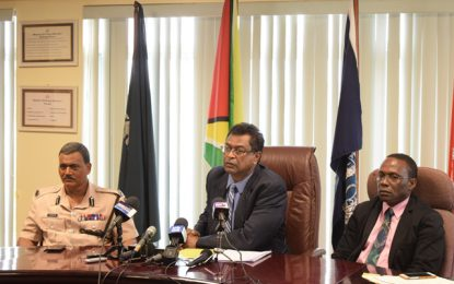 No delay in going to Suriname in light of the pirate attack – Police Commissioner (ag), David Ramnarine