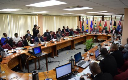 CARICOM to begin consultations on CSME next month
