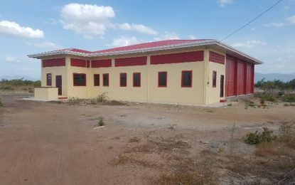 LETHEM FIRE STATION REALISED