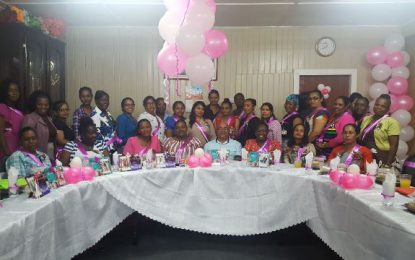 Region Three administration honours mothers