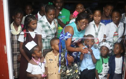 Residents of E Field Sophia to benefit from ICT Hub