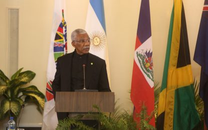 """Piracy attack, a grievous act"" –  President David Granger"
