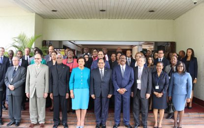 CFATF workshop focuses on building effective AML/CFT legislation