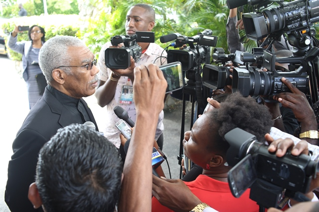 Opposition Leader stalling appointment of Chancellor – President Granger