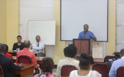Public officials urged to adopt anti-corruption posture – SARA's Anti-Corruption Seminar begins – call issued for enforcement of anti-corruption laws