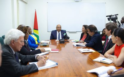 Guyana to access US$1.7M advance from World Bank – to build oil and gas capacity – Part of preparations for 'First Oil' in 2020