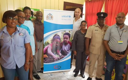 Launch of Children's Advocacy Centre in Region 7