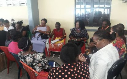 Regional Consultations on GSDS continues countrywide