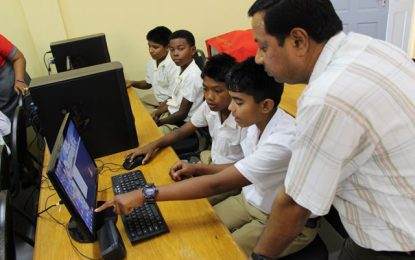 Over 100 Secondary Schools, 98 Primary Schools connected to e-Gov network – 34 REOs, TVET centres also connected under IDEAL programme