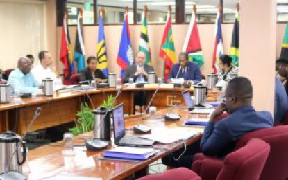 CARICOM Regional Statistics Strategy advances to Heads of Government