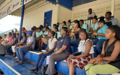 Linden youths encouraged to submit ideas to YIP0G – urged to reach out to Youth Department