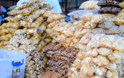 Small business enterprise:  Plantain chip venture sustaining one family's livelihood