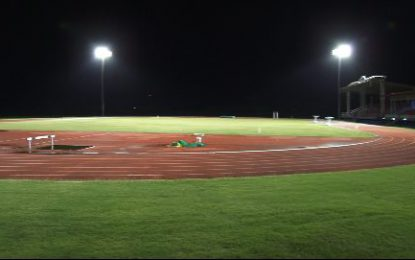 Synthetic tracks to boost athletics in Regions Six and Ten
