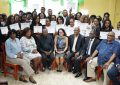 37 Linden youths graduate from First Lady's ICT workshop