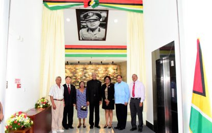 ACCC is a symbol of historic and deep friendship between Guyana and China