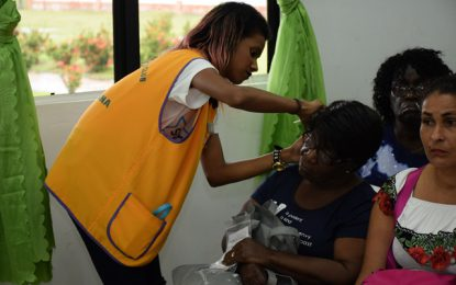 120 Persons benefit from custom hearing aids